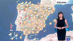 Un nuevo frente trae lluvias en Galicia, Cataluña y Baleares