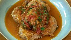 Torres en la cocina - Pollo a la bilbaína