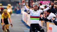 Valverde ya gana de 'arcoíris'