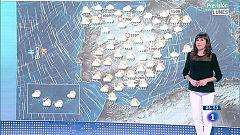 Este lunes darán comienzo unas precipitaciones fuertes en el noroeste peninsular