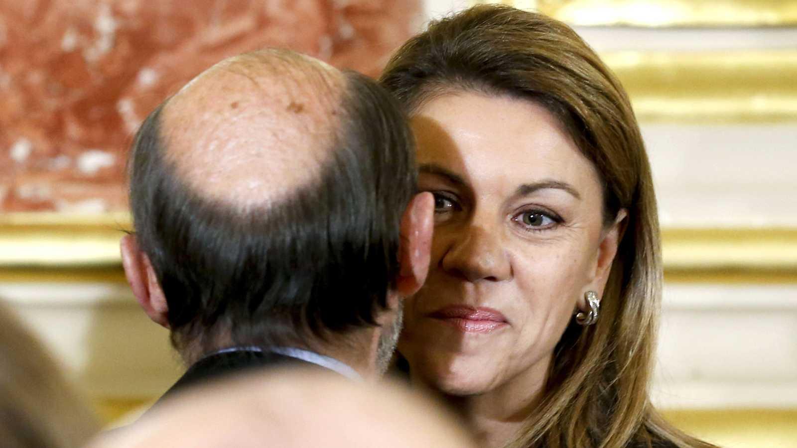El marido de Cospedal encargó a Villarejo investigar al hermano de Pérez Rubalcaba