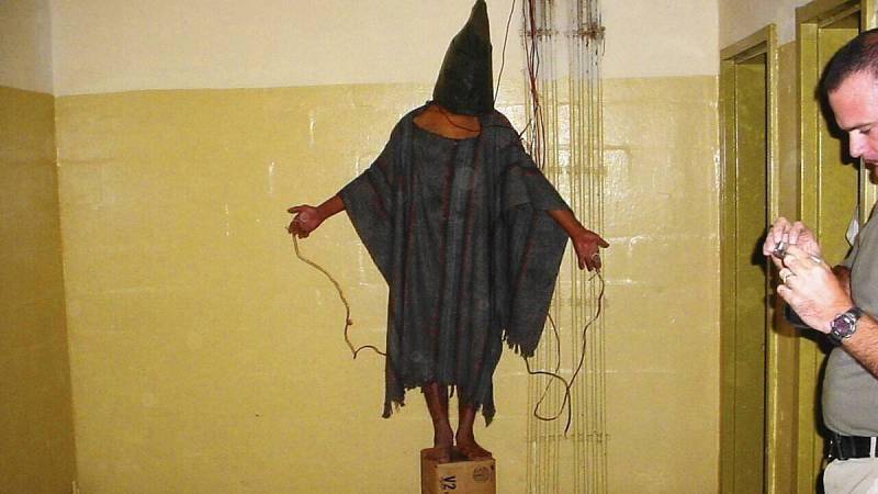 AbuGhraib, el prisionero 151/716