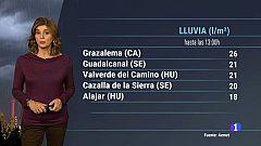 El tiempo en Andalucía - 05/11/18
