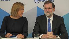 """El marido de Cospedal asegura a Villarejo que """"el jefe"""" sabe de la reunión secreta y que """"está de acuerdo"""""""