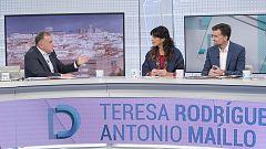 Los desayunos de TVE - Teresa Rodríguez, secretaria general de Podemos Andalucía