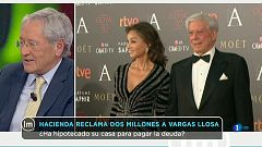 La Mañana - Hacienda reclama dos millones a Vargas Llosa