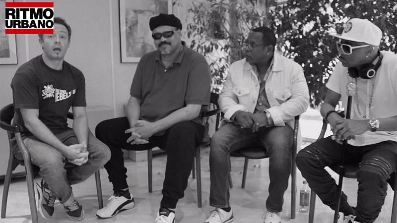 Ritmo urbano - Bboy Manu habla con Sugarhill Gang, los pioneros del hip hop
