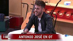 Corazón - Antonio José visita la Academia de 'OT 2018'