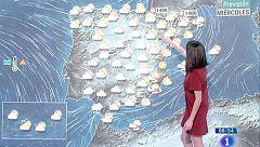 Lluvias en el norte y ascenso de las temperaturas