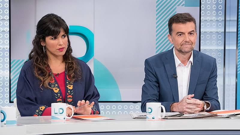 Entrevista - Teresa Rodríguez y Antonio Maíllo, en Los Desayunos de TVE