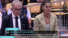 La Mañana - Condenan a 5 y 3 años de prisión a los padres de Nadia