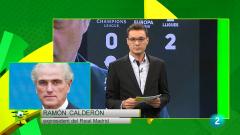 El Rondo - L'opinió de Ramón Calderón