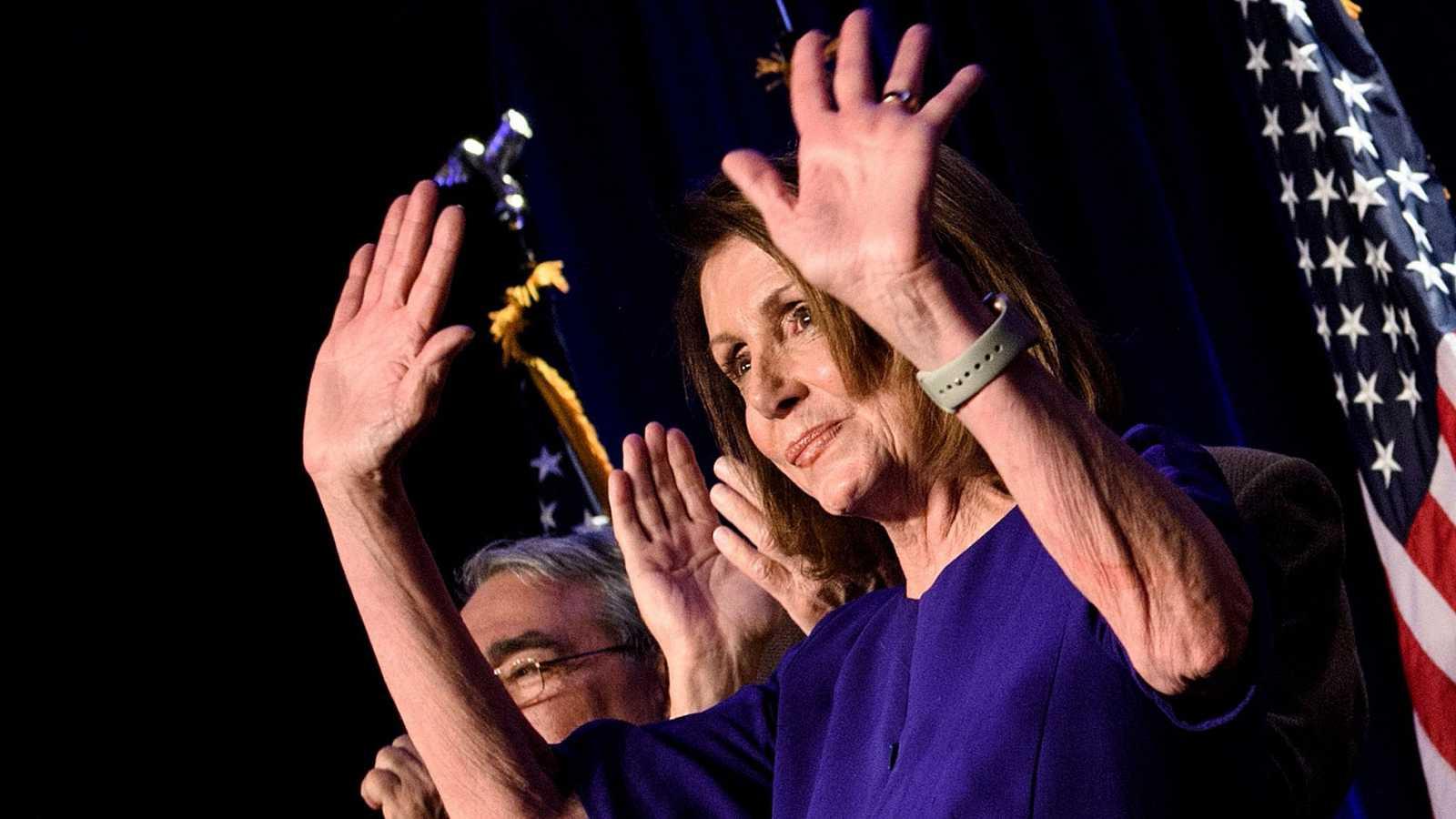 Los demócratas recuperan la Cámara pero los republicanos mantienen el Senado