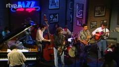 Jazz entre amigos - Reyes y Remus Quartet y Jordi Vila y sus amigos