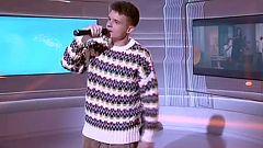 Arkano en La 2 Noticias