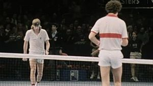 Retrato de un tenista