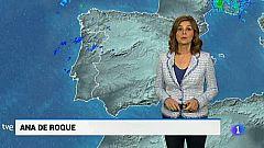 El tiempo en Extremadura - 08/11/18