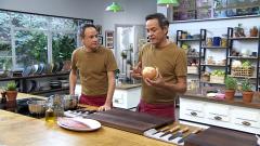 Torres en la cocina - Sopa de cebolla y chuchos de crema
