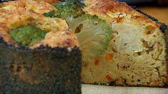 Torres en la cocina - Pastel de coliflor