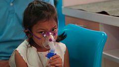 Fuera de agenda: Los menores, principales víctimas de la contaminación