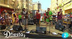 """DFiesta - La Regadera, canta """"Bailaremos"""""""