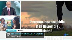La Mañana - Madrid celebra la primera carrera contra el suicidio