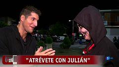 Corazón - Atrévete con Julián: ¿cómo es jugar en vivo durante 8 horas?