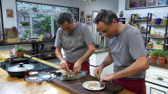 Torres en la cocina - Pastel de coliflor y salmonetes