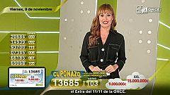 Sorteo ONCE - 09/11/18