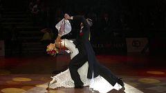 Baile deportivo - Grand Slam Series 2018 'Standard'. 4ª Prueba Stuttgart