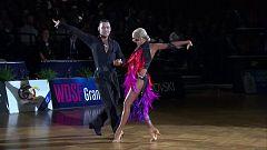 Baile deportivo - Grand Slam Series 2018 'Latino'. 4ª Prueba Stuttgart