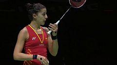 Bádminton - 'Masters de China 2018' Semifinal Femenina: Yufei Chen - Carolina Marín