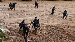Once muertos en las inundaciones en Jordania que afectan a Petra