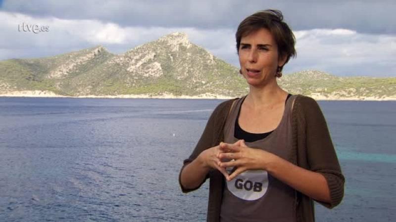 La amenaza del turismo a los recursos naturales. Nos lo cuenta Margalida Ramis, del GOB, el principal grupo ecologista balear.