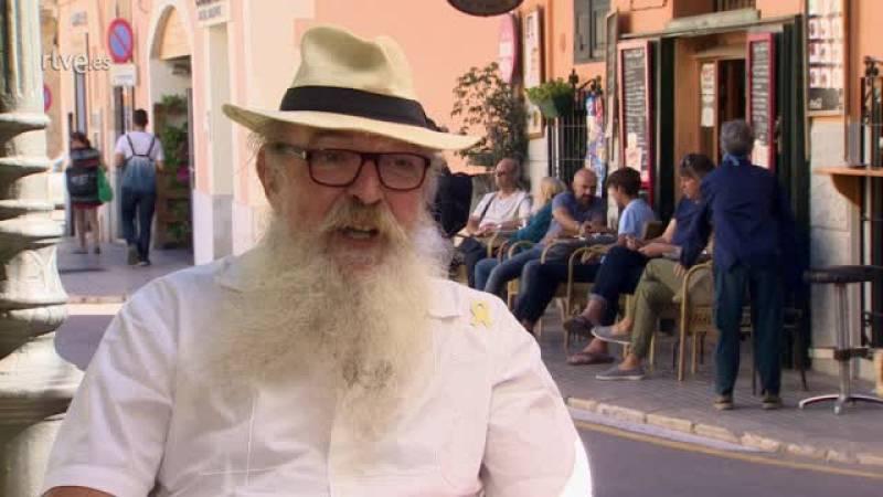 """Manel Domenech, del colectivo Ciutat per a qui l'habita, a propósito de la llamada """"turismofobia"""""""
