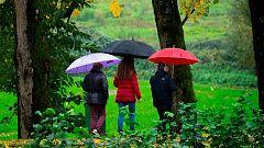 Las precipitaciones continúan presentes en Galicia, Castilla y León y Extremadura