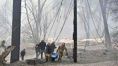 El incendio de Camp Fire es el mayor de la historia del estado