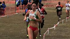 Cross de Atapuerca 2018 - Carrera Femenina