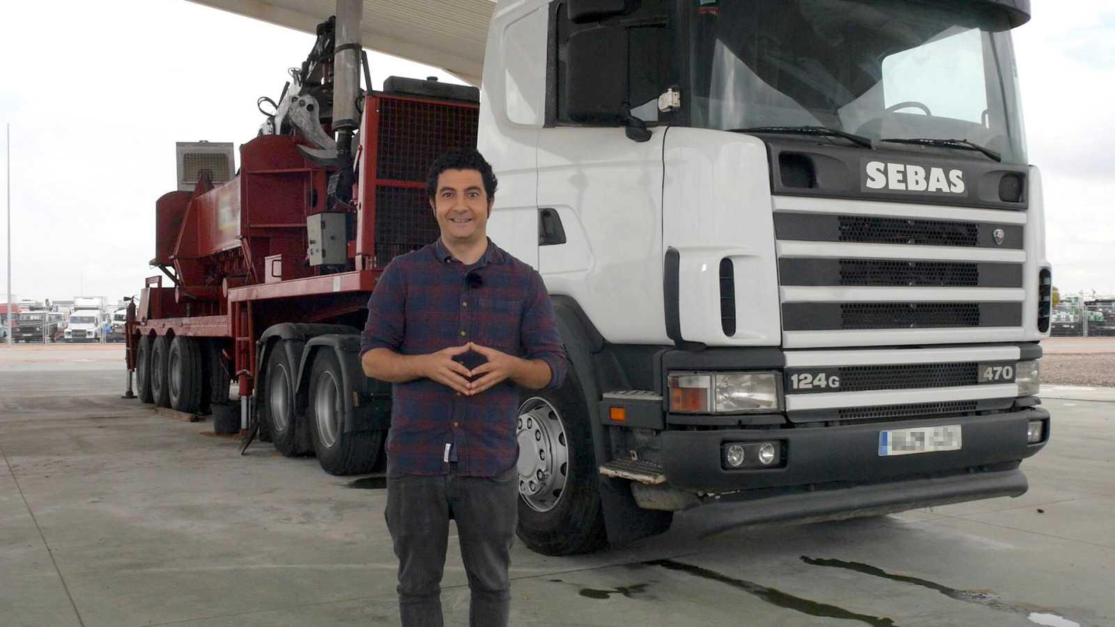 Alacarters - Trucks. Estrellas en la carretera. - Ver ahora
