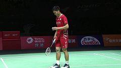 Bádminton - 'Masters de China 2018' Final Individual Masculina desde Fuzhou (China)
