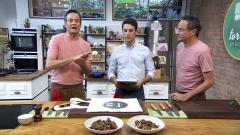 Torres en la cocina - Níscalos con parmentier y estofado con boniato