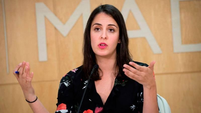 Rita Maestre y otros seis concejales del Ayuntamiento de Madrid se apartan del proceso de primarias de Podemos