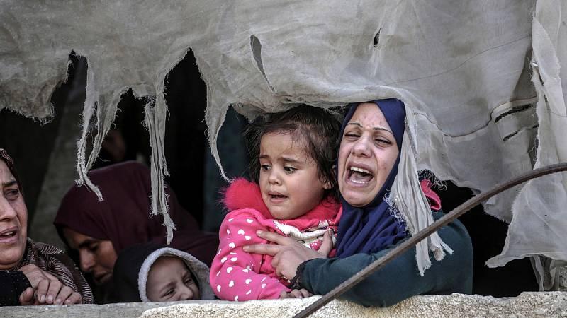 Una tregua debilitada en la Franja de Gaza