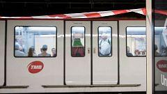 Cinco acusados de agresión sexual en el metro de Santa Coloma de Gramanet