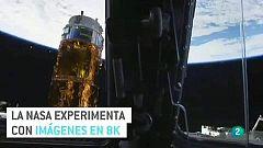 La NASA experimenta con imágenes en 8K
