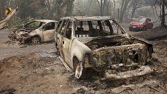 La cifra de muertos en los incendios de California asciende a 42