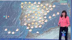 Tiempo estable en la Península y Baleares y probables lluvias en el noreste y en el Estrecho