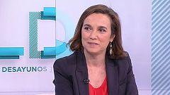 Los desayunos de TVE - Concepción Gamarra, vicesecretaria de Política Social del Partido Popular