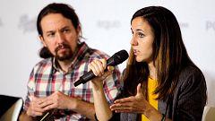 Podemos respalda la suspensión cautelar de su seis concejales del Ayuntamiento de Madrid