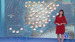 Este miércoles, las lluvias serán protagonistas en Levante, Málaga y Girona y habrá un aumento de las temperaturas en el norte